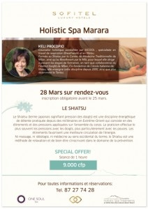 One Soul Spa Special Event with Keli Procopio