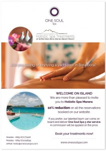 Holistic Spa Treatments 10% Discount
