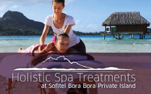 Holistic Spa Treatments on Sofitel Private Island
