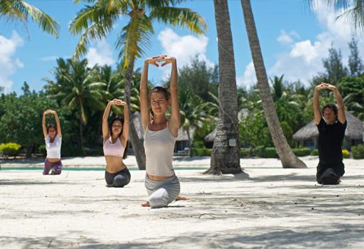 Holistic wellness activities