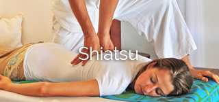 Shiatsu specialized theraphists
