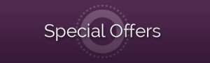 Spa Treatments Special Offers