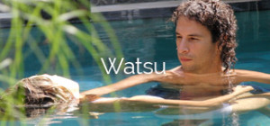 Watsu specialized theraphists