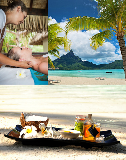 Manahau Wellness Center - Le Meridien Bora Bora