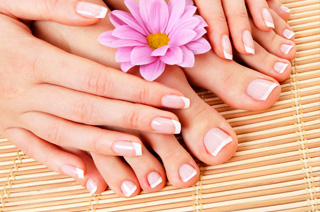 Manicure Pedicure Package