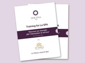 Training Le Taha'a