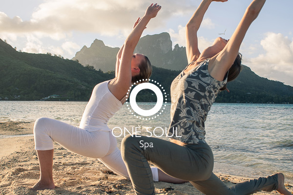 Yoga - One Soul Spa Bora Bora