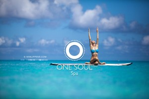 Paddle Yoga - Manuela Paoletti » One Soul Spa Bora Bora