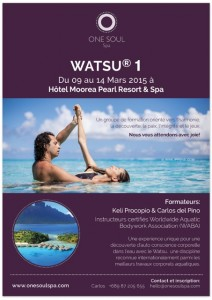 WATSU 1 One Soul Spa at Moorea Pearl Resort & Spa