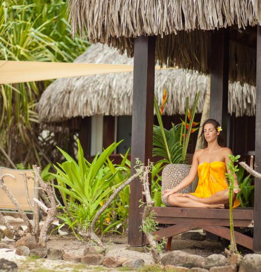 Le Jardin Spa & Beauty - Sofitel Moorea Ia Ora Beach Resort