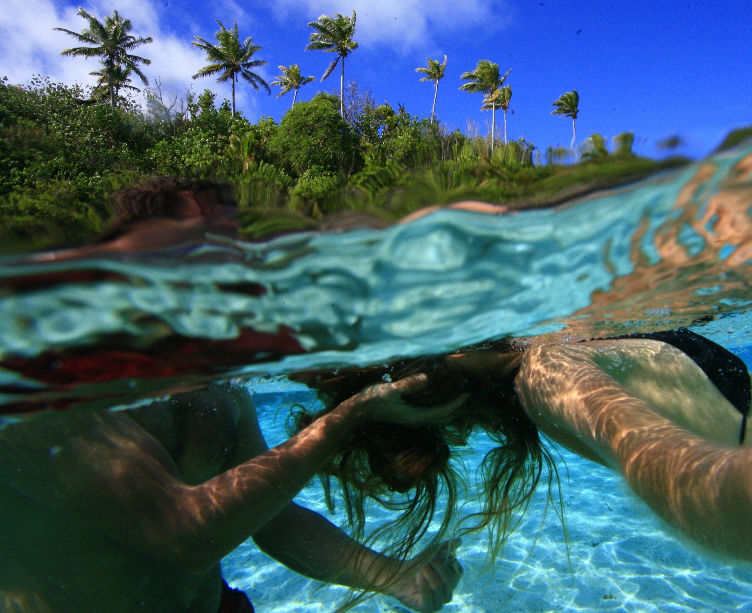 Watsu Experience in Bora Bora